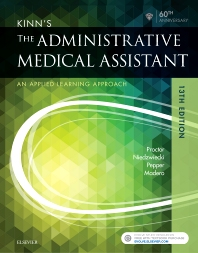 Kinn's The Administrative Medical Assistant - 13th Edition - ISBN: 9780323396721, 9780323444217