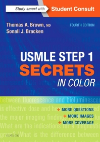 Cover image for USMLE Step 1 Secrets in Color