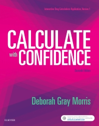 Cover image for Calculate with Confidence