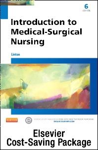 Cover image for Introduction to Medical-Surgical Nursing - Text and Elsevier Adaptive Quizzing (Access Card) Package