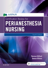 Cover image for Certification Review for PeriAnesthesia Nursing