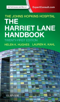 Cover image for The Harriet Lane Handbook