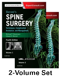 Cover image for Benzel's Spine Surgery, 2-Volume Set