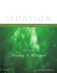 Book cover image for Sedation (Sixth Edition)