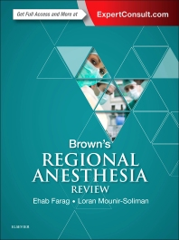 Brown's Regional Anesthesia Review - 1st Edition - ISBN: 9780323400565, 9780323445276