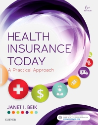 Health Insurance Today - 6th Edition - ISBN: 9780323400749, 9780323509565