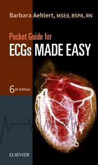 Cover image for Pocket Guide for ECGs Made Easy