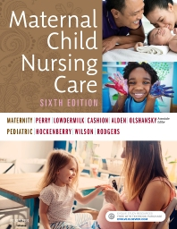 Cover image for Maternal Child Nursing Care
