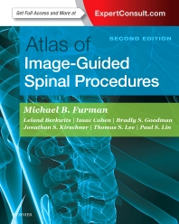 Cover image for Atlas of Image-Guided Spinal Procedures