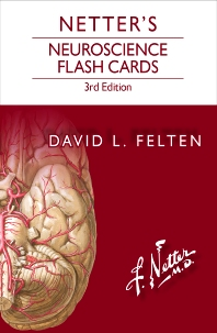 Netter's Neuroscience Flash Cards - 3rd Edition - ISBN: 9780323401562, 9780323375887