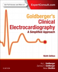Cover image for Goldberger's Clinical Electrocardiography