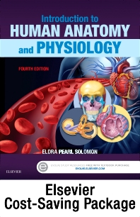 Cover image for Introduction to Human Anatomy & Physiology - Text and Elsevier Adaptive Learning Package
