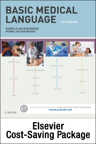 Cover image for Basic Medical Language - Text and Elsevier Adaptive Learning Package