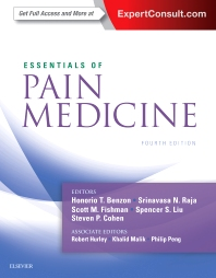Cover image for Essentials of Pain Medicine