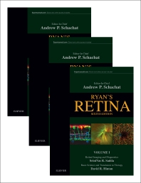Cover image for Ryan's Retina
