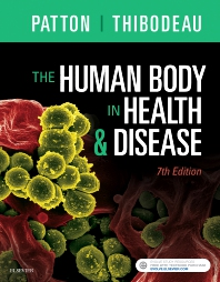 Cover image for The Human Body in Health & Disease - Hardcover