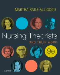 Cover image for Nursing Theorists and Their Work