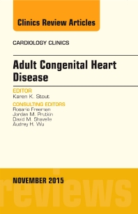 Cover image for Adult Congenital Heart Disease, An Issue of Cardiology Clinics