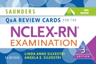Cover image for Saunders Q & A Review Cards for the NCLEX-RN® Examination