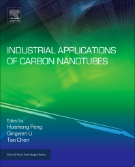 Cover image for Industrial Applications of Carbon Nanotubes