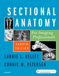 Cover image for Sectional Anatomy for Imaging Professionals