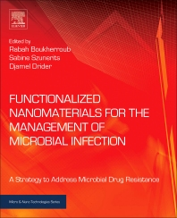 Cover image for Functionalized Nanomaterials for the Management of Microbial Infection