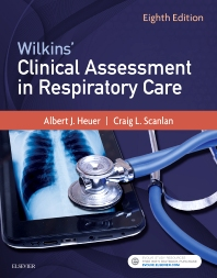 Cover image for Wilkins' Clinical Assessment in Respiratory Care