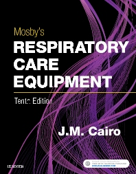 Cover image for Mosby's Respiratory Care Equipment