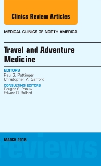 Cover image for Travel and Adventure Medicine, An Issue of Medical Clinics of North America