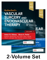 Rutherford's Vascular Surgery and Endovascular Therapy, 2-Volume Set - 9th Edition - ISBN: 9780323427913, 9780323581295