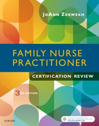 Cover image for Family Nurse Practitioner Certification Review