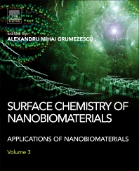 Cover image for Surface Chemistry of Nanobiomaterials