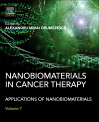 Cover image for Nanobiomaterials in Cancer Therapy