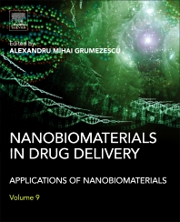 Cover image for Nanobiomaterials in Drug Delivery