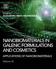 Cover image for Nanobiomaterials in Galenic Formulations and Cosmetics