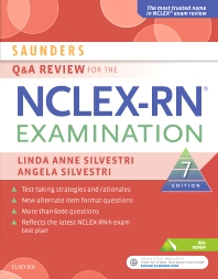 Saunders Q & A Review for the NCLEX-RN® Examination - 7th Edition - ISBN: 9780323428729, 9780323448147