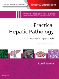 Cover image for Practical Hepatic Pathology: A Diagnostic Approach