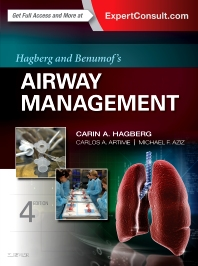 Cover image for Hagberg and Benumof's Airway Management