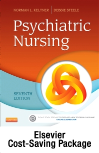 Cover image for Psychiatric Nursing - Text and Virtual Clinical Excursions Online Package