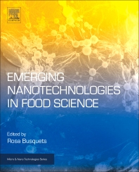 Cover image for Emerging Nanotechnologies in Food Science