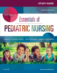 Cover image for Study Guide for Wong's Essentials of Pediatric Nursing
