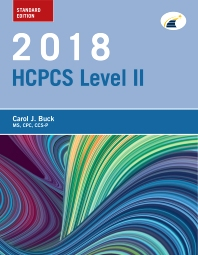 Cover image for 2018 HCPCS Level II Standard Edition