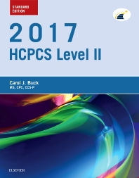 2017 HCPCS Level II Standard Edition - 1st Edition - ISBN: 9780323430746, 9780323484817
