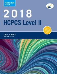 2018 HCPCS Level II Professional Edition - 1st Edition - ISBN: 9780323430753, 9780323567657