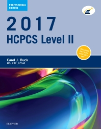 2017 HCPCS Level II Professional Edition - 1st Edition - ISBN: 9780323430760, 9780323484862