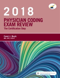Cover image for Physician Coding Exam Review 2018