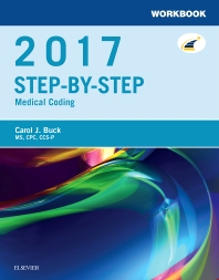 Workbook for Step-By-Step Medical Coding, 2016 Edition by Carol J. Buck...