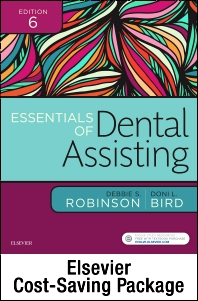 Cover image for Essentials of Dental Assisting - Text and Workbook Package