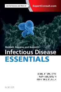 Cover image for Mandell, Douglas and Bennett's Infectious Disease Essentials