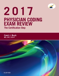 Physician Coding Exam Review 2017 - 1st Edition - ISBN: 9780323431224, 9780323496988